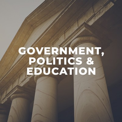 Partyspace government politics education